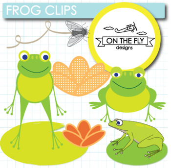 Frog Clips
