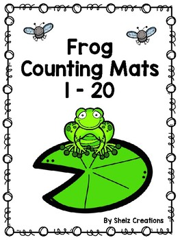 Frog Counting Mats