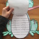 Frog Craft:Science,Language Arts,Editable Writing Prompts
