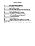 Frog Dissection Organ Function Quiz or Worksheet