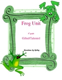 Frog Dissection Unit