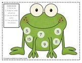 Frog Doubles Plus One Game