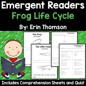 Frog Emergent Readers