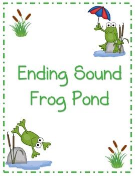 Ending Sound File Folder Game (FROG THEME)