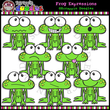 Frog Faces