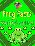 Frog Facts Multiplication