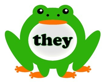 "Frog Flashcards ""FRY"" Sight Words - 1st 100 Words"