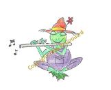 Frog Flute