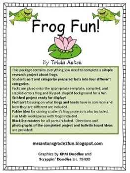 Frog Fun