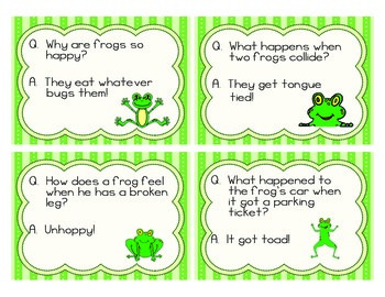 Frog Fun - LIteracy Activities to Enhance Your Frog Unit