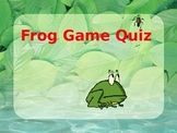 Frog Game Powerpoint
