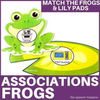 Frog Word Associations