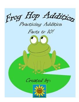 Frog Hop Addition