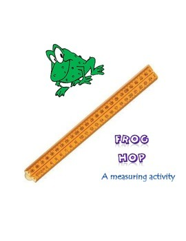 Frog Hop- Measuring Activity