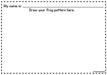 Frog Hop - Printable packet of 5 Games/Centers Early Number