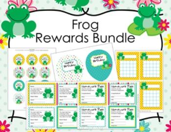 Frog Incentive Rewards Bundle