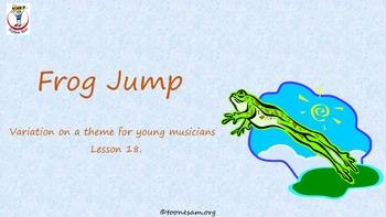 Frog Jump