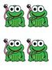 Frog Jump CVC Words
