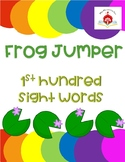 Frog Jumper - 1st Hundred Sight Words