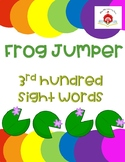 Frog Jumper - 3rd Hundred Sight Words