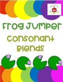 Frog Jumper - Consonant Blends