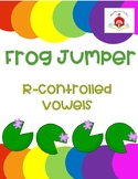 Frog Jumper - R-controlled Vowels