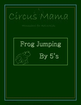 Frog Jumping by 5's
