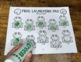 Frog Launching Pad for Language Toy Companion: A Speech Therapy Activity
