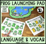 Frog Launching Pad for Language Toy Companion: A Speech Th