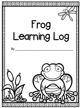 Frog Learning Log
