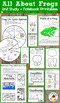 Frog Life Cycle Activity Pack, Notebook, and Craft