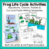 Frog Life Cycle Activities, Aquarium Craft, Crowns and More