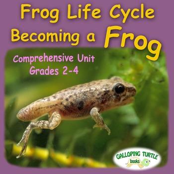 Frog Life Cycle - Becoming a Frog