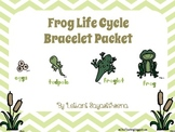 Frog Life Cycle Bracelet Packet