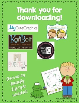 Frog Life Cycle Cut and Paste Worksheet