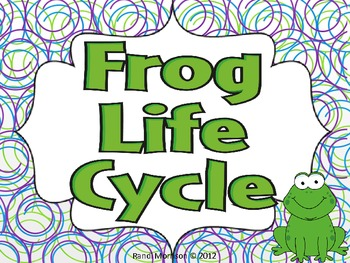 Life Cycle of a Frog Unit
