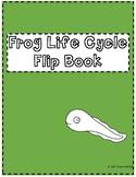 Frog Life Cycle Flipbook