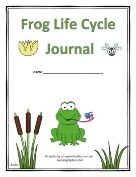 Frog Life Cycle Journal