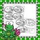 Frog Life Cycle Lily Pad Shaped Book