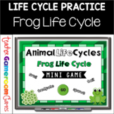 Frog Life Cycle Mini Powerpoint Game