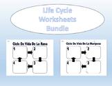 Spanish Life Cycle Bundle