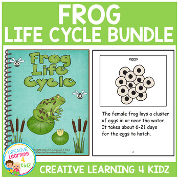 Frog Life Cycle Unit