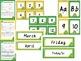 Frog Mega Classroom Set - Editable