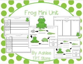 Frog Mini Unit