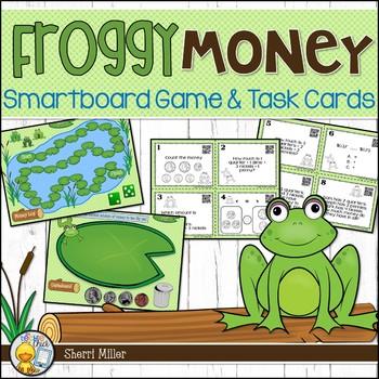 Frog Money Game