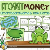 Money SMARTboard Game and Task Cards