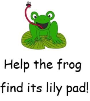 Frog Number Match