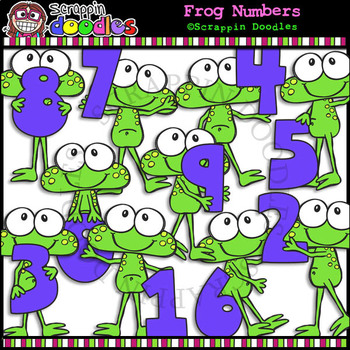 Frog Numbers