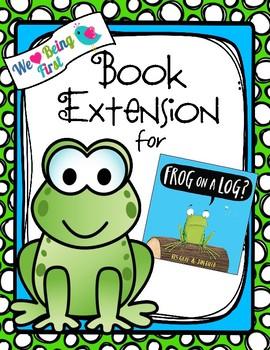 Frog On A Log K-2