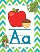 Frog Pond Alphabet Posters